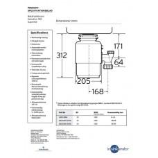 Модель 100 Evolution SUPREME| InSinkErator